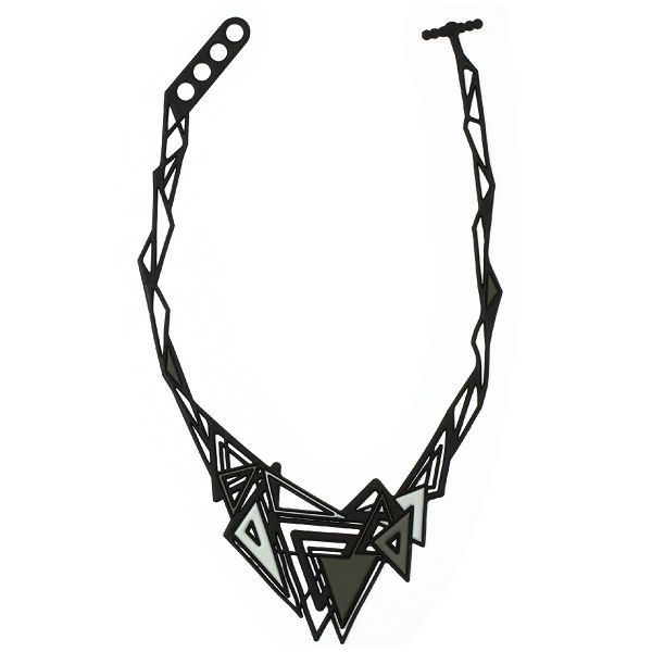 Kheops - Collier (Black/Grey)